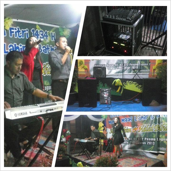live show organ tunggal indka audio di Perum Pesona Laguna 2 Cimanggis